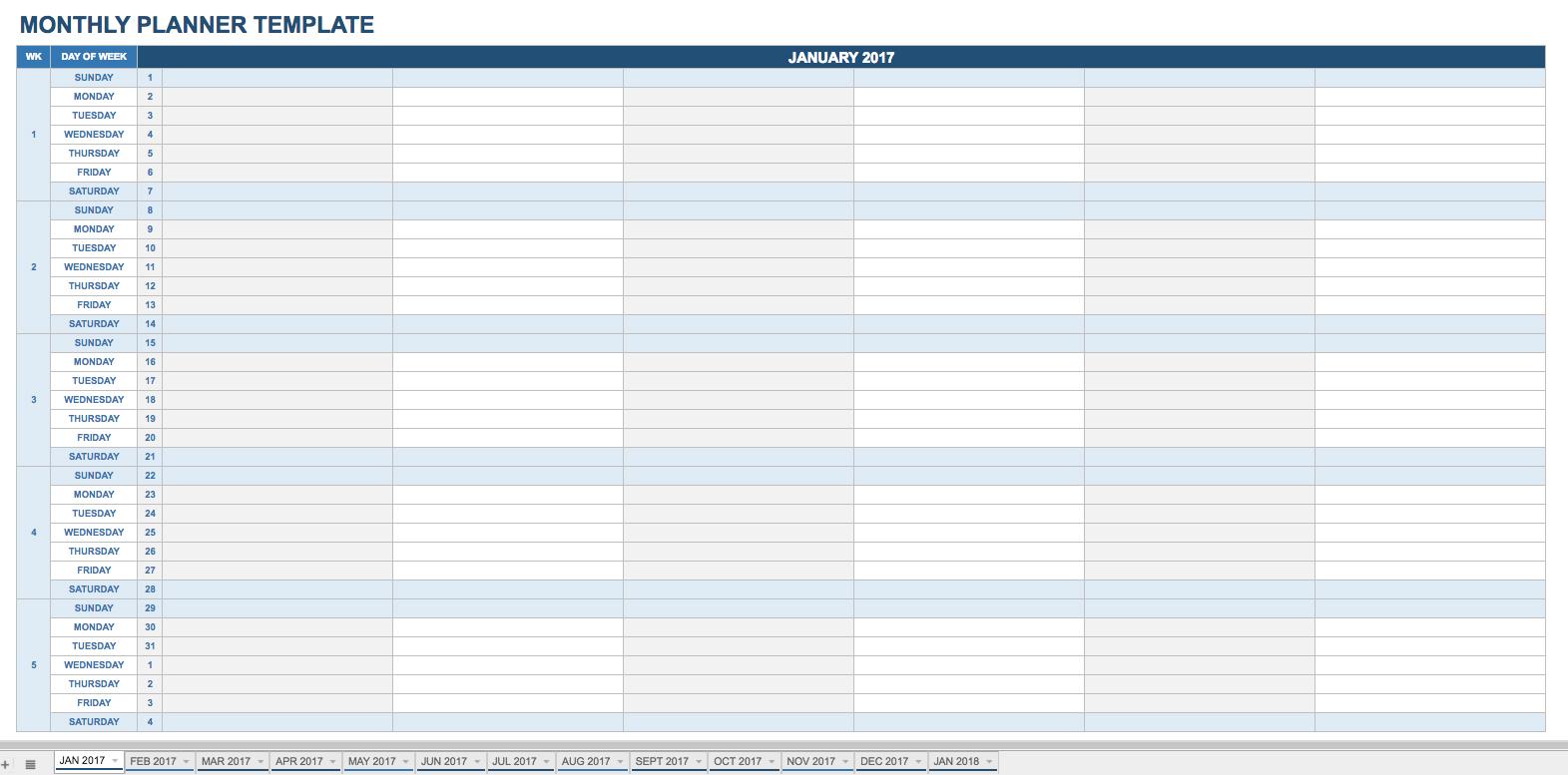 007 Google Sheets Calendar Template Ideas Ic Monthly