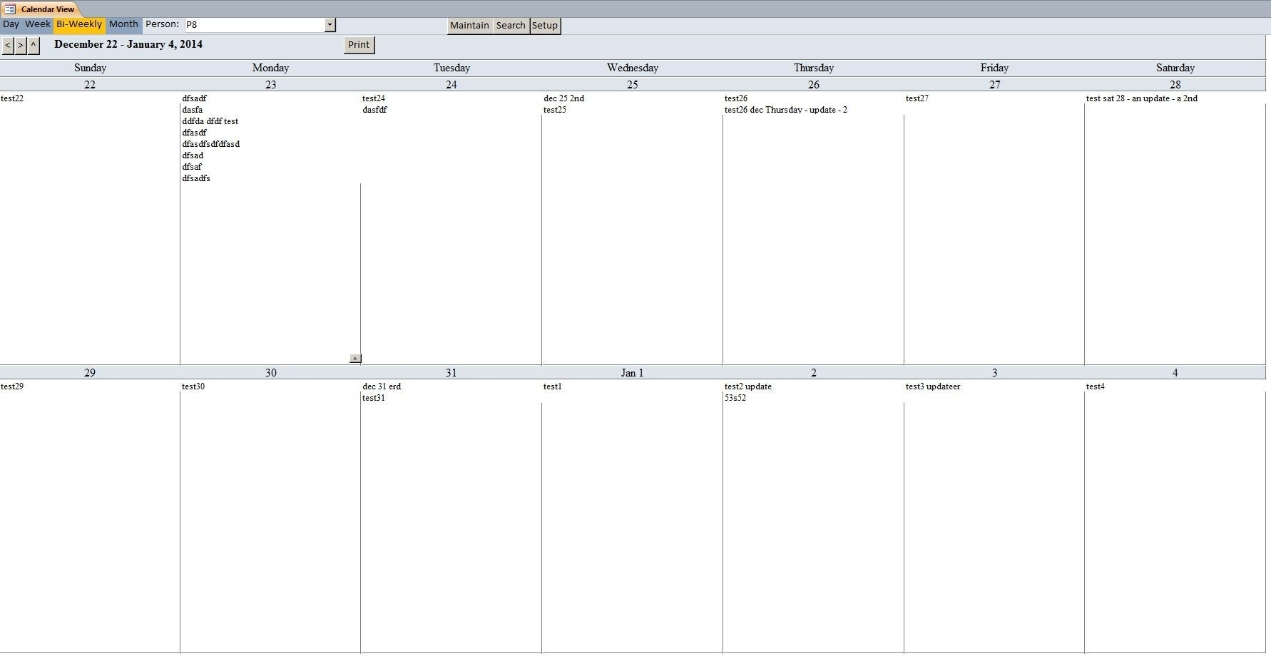 010 Template Ideas Weekly Calendar For Word Free Printable