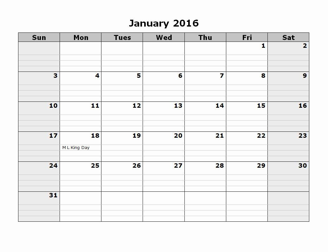 013 Free Blank Calendar Template Best Of Monthly Printable