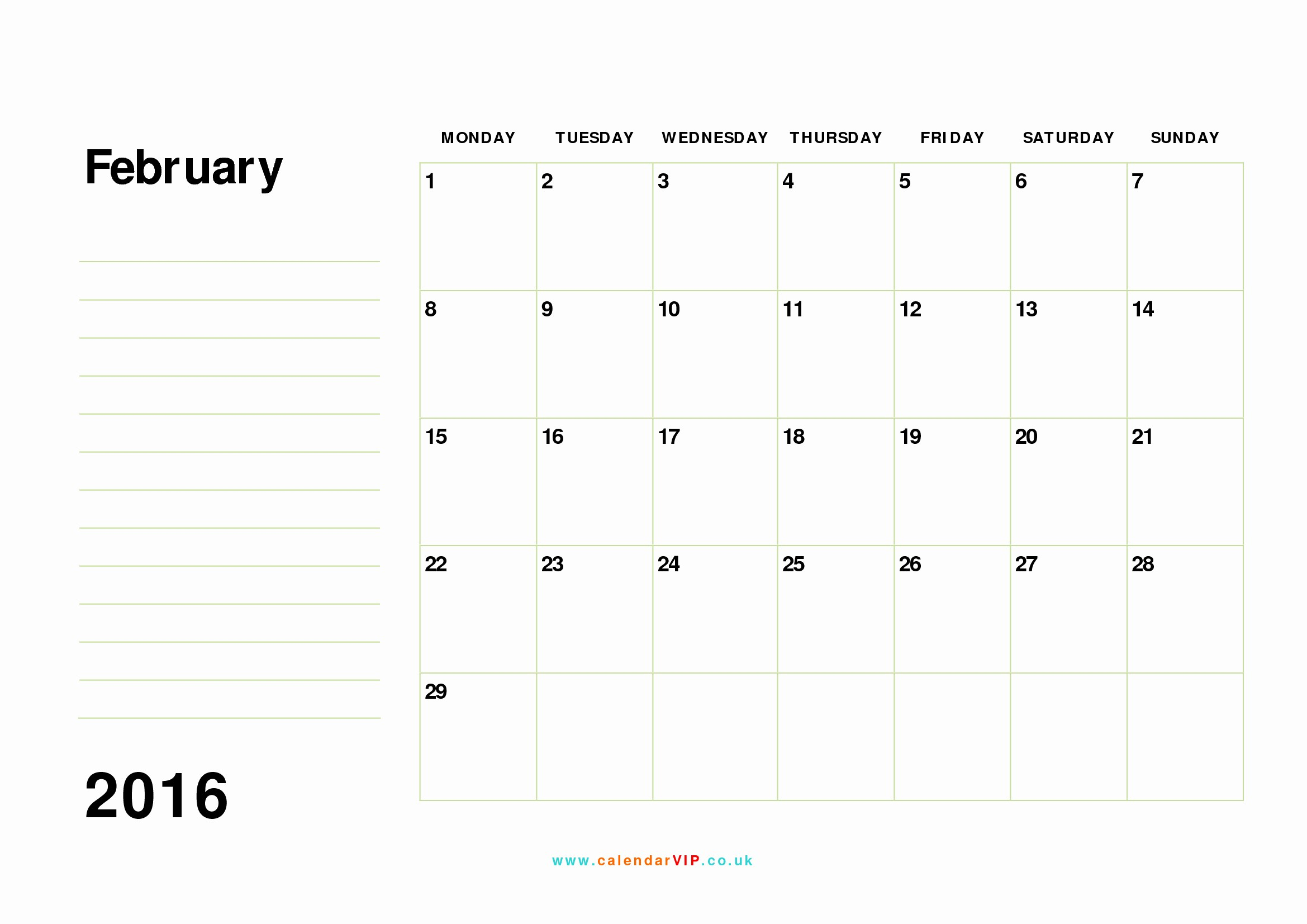 018 Template Ideas Blank Monthly Calendar Best Of Uk Free