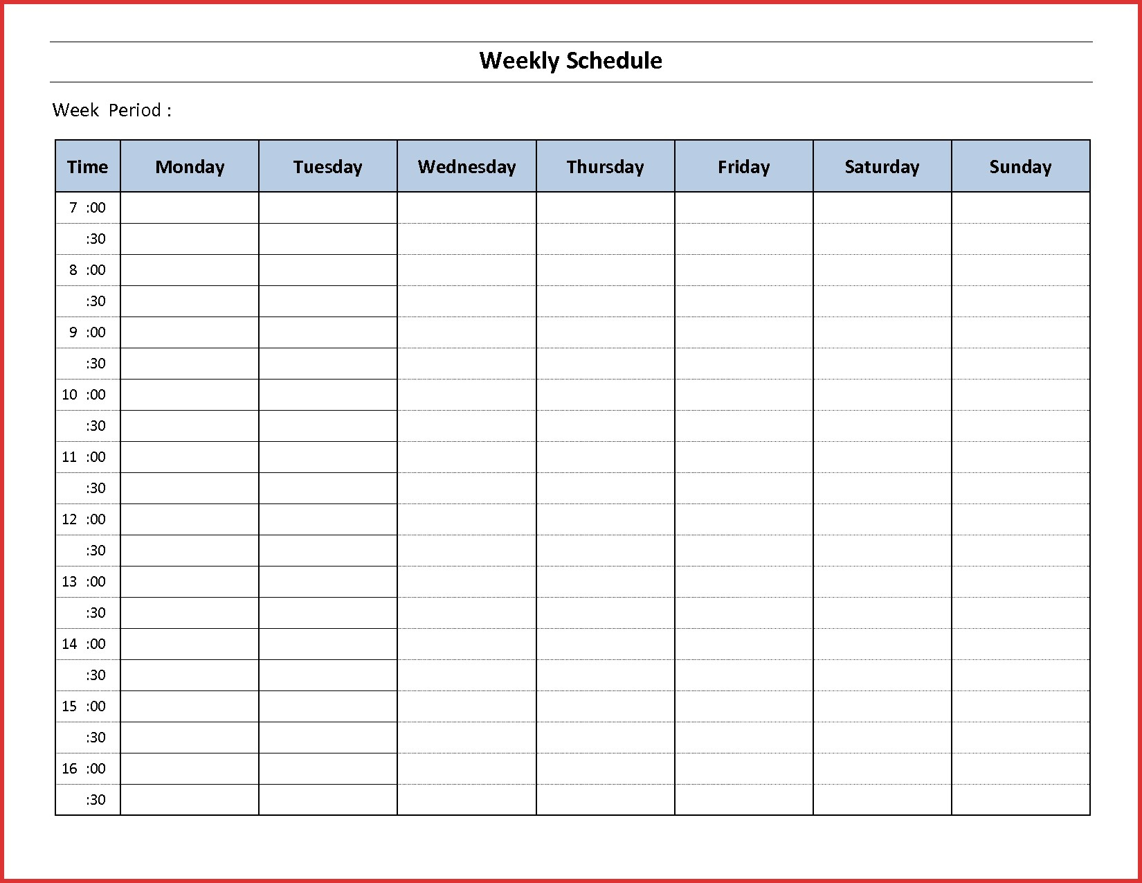 021 Hour Shift Schedule Template New Excel Job Latter