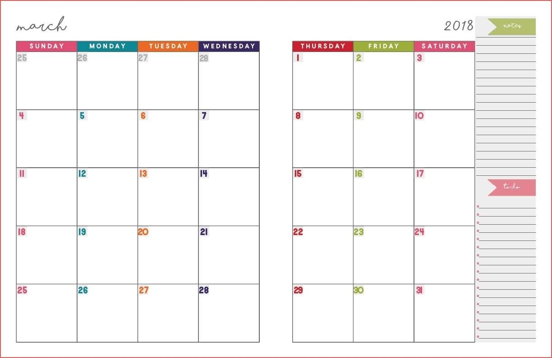 2 Page Printable Calendar   Igotlockedout