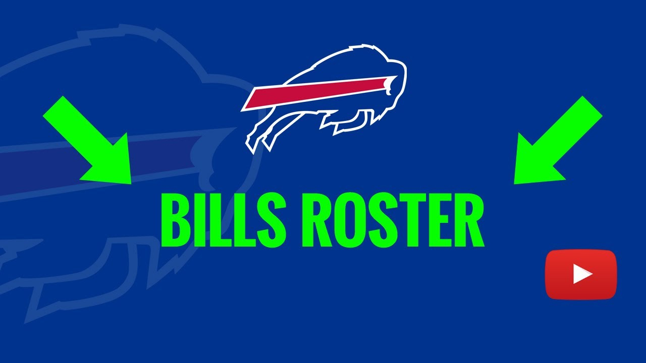 2019 Buffalo Bills Roster