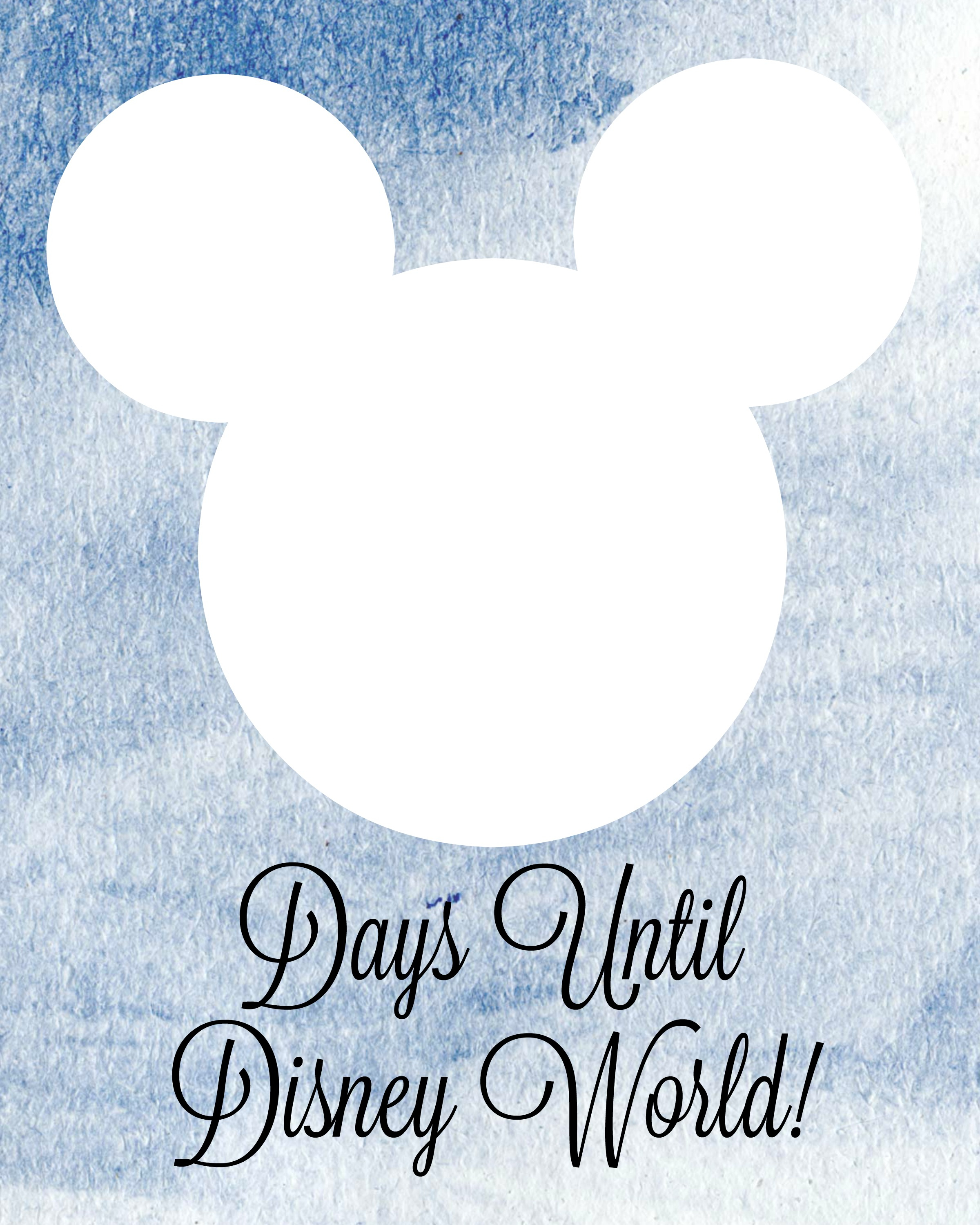 6 Fun Ways To Countdown To Your Trip To Disney - Countdown