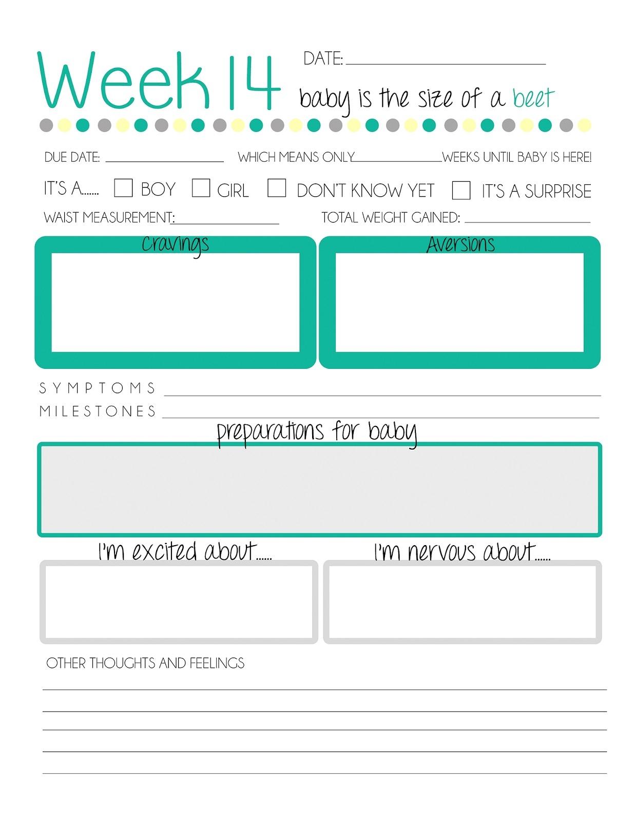 Baby Countdown Calendar Printable | Igotlockedout