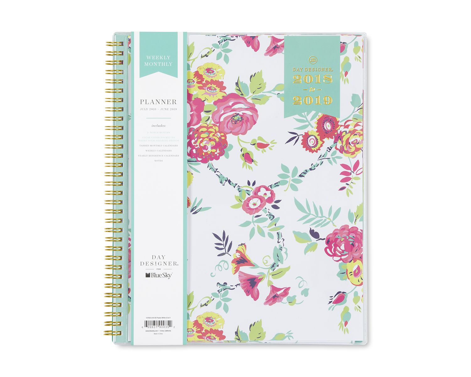 Best 2018-19 Planner With To-Do Lists, Goal Setting & Notes