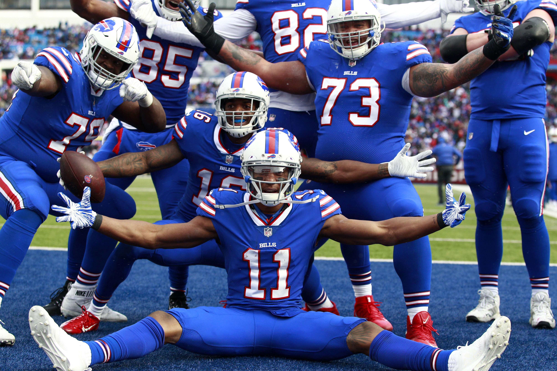Bills' 2019 Regular Season Schedule Released   Wgr 550