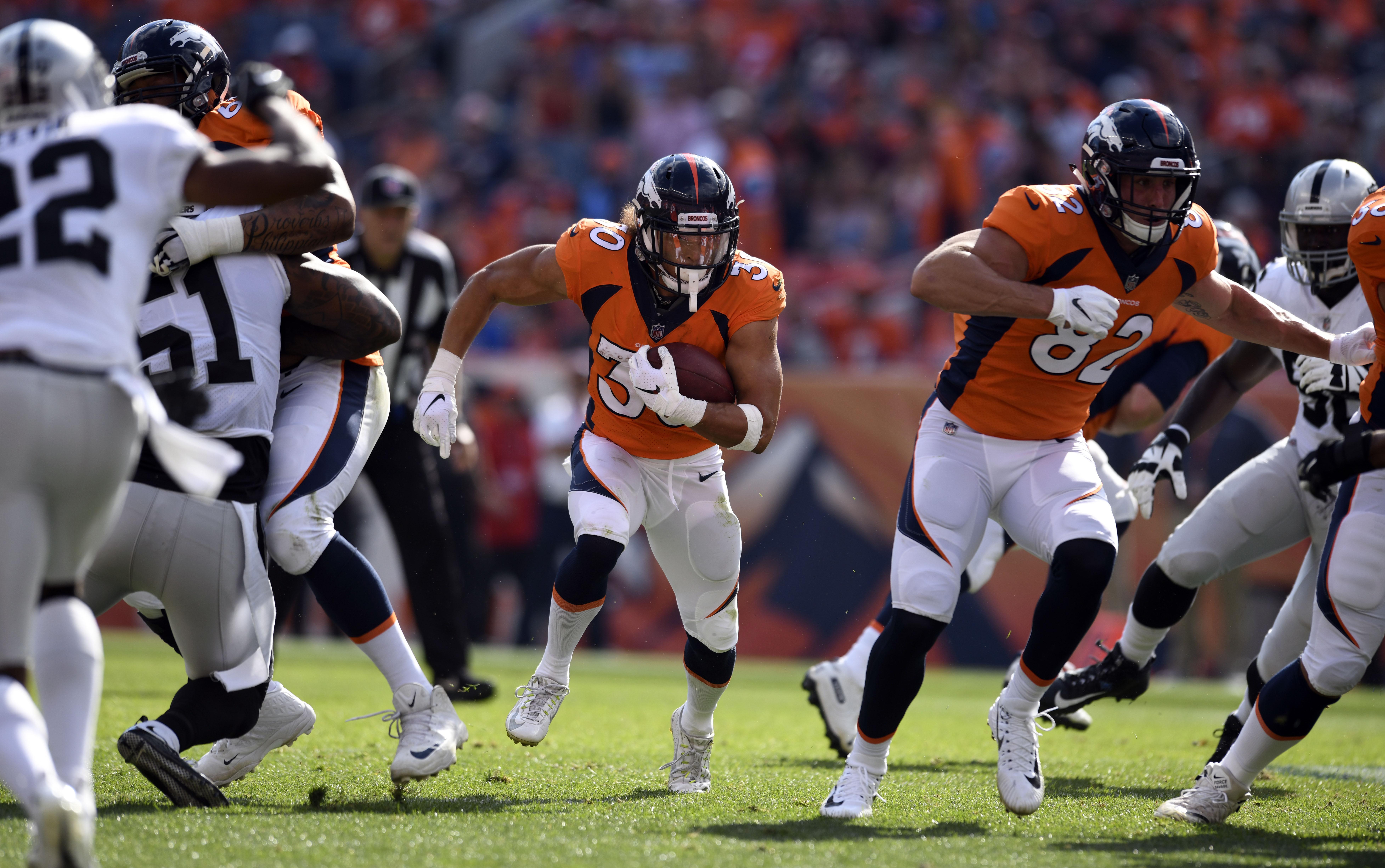 Broncos 2019 Schedule Announced. Denver Opens, Closes Season