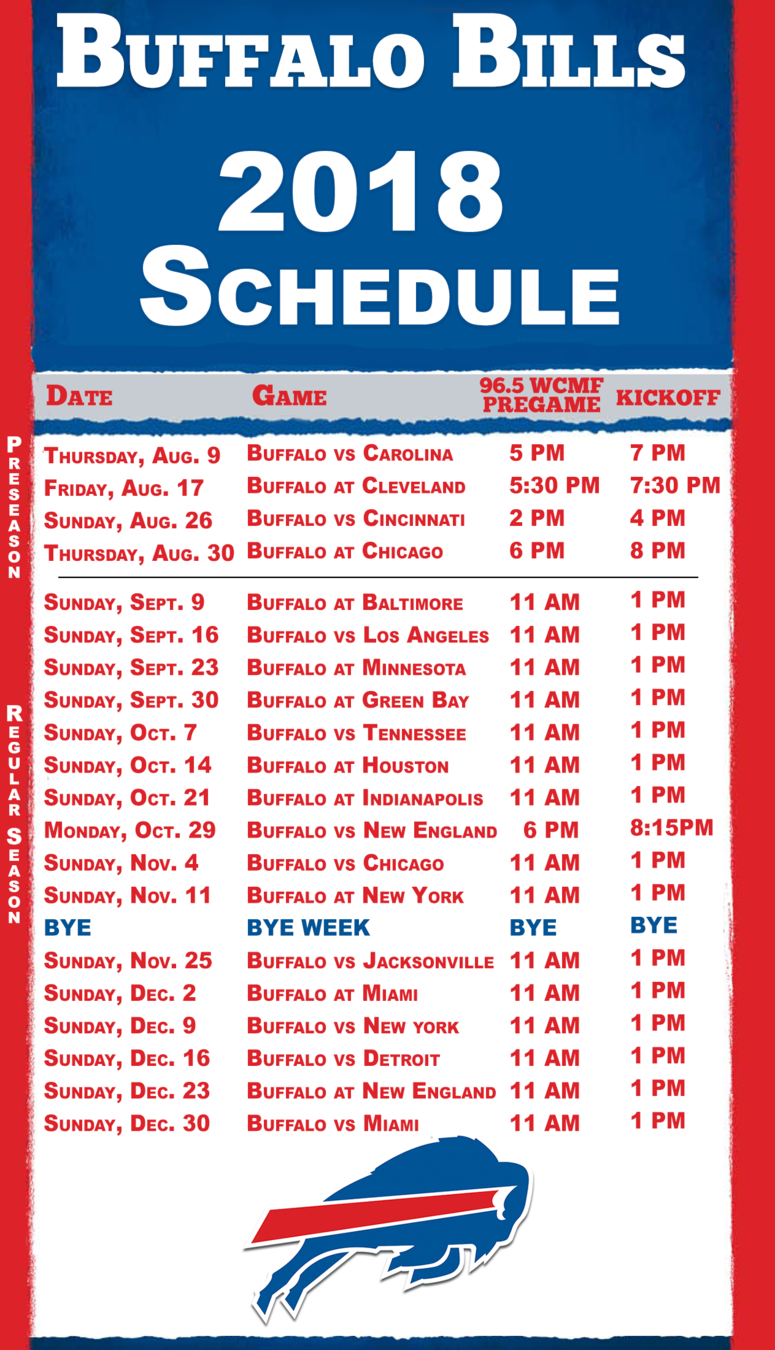 Buffalo Sabres Printable Schedule (93+ Images In Collection