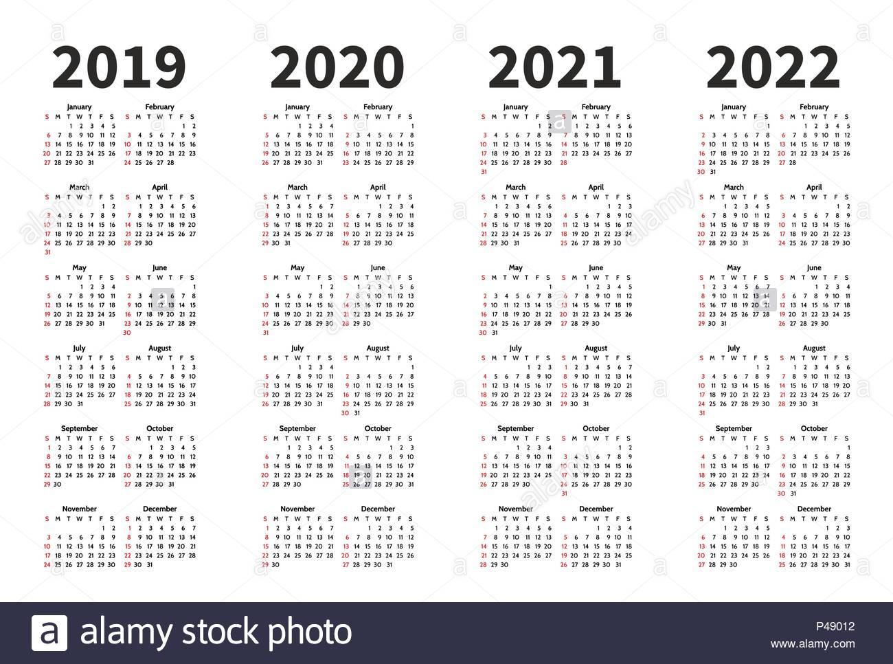 Calendar 2021 Stock Photos & Calendar 2021 Stock Images