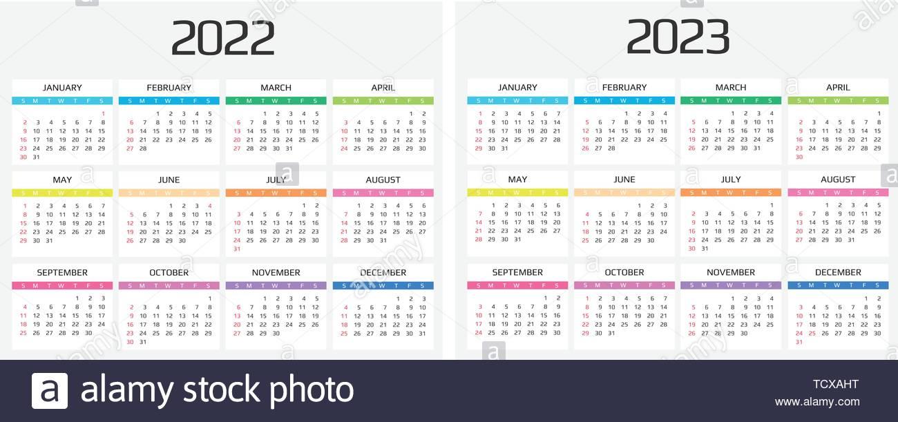 Calendar 2022 Stock Photos & Calendar 2022 Stock Images - Alamy