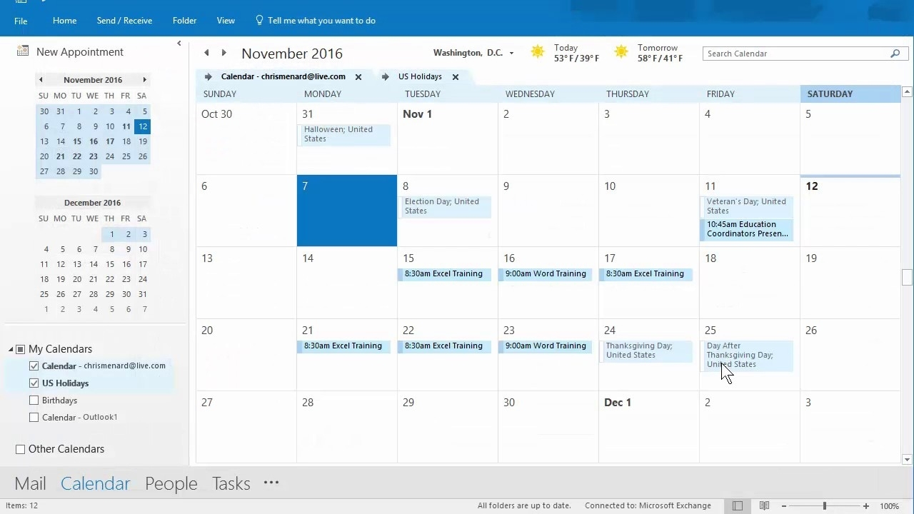 Calendar Printing Assistant For Outlook Windows 10