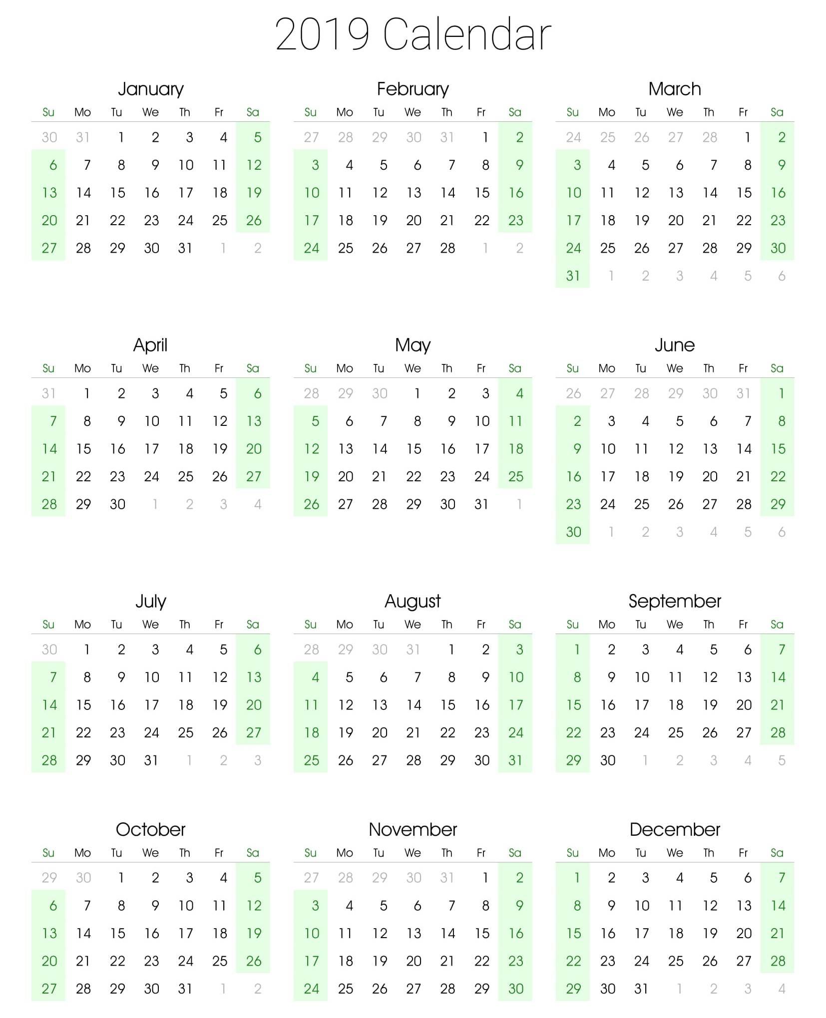 Calendar Template Vertex42 – Get Your Calendar Printable