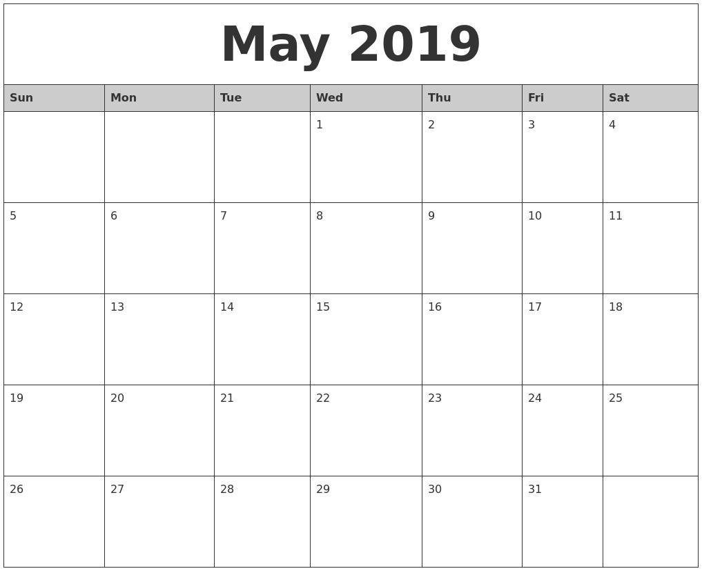 Catch 12 Month Calendar Starting July 2019 ⋆ The Best