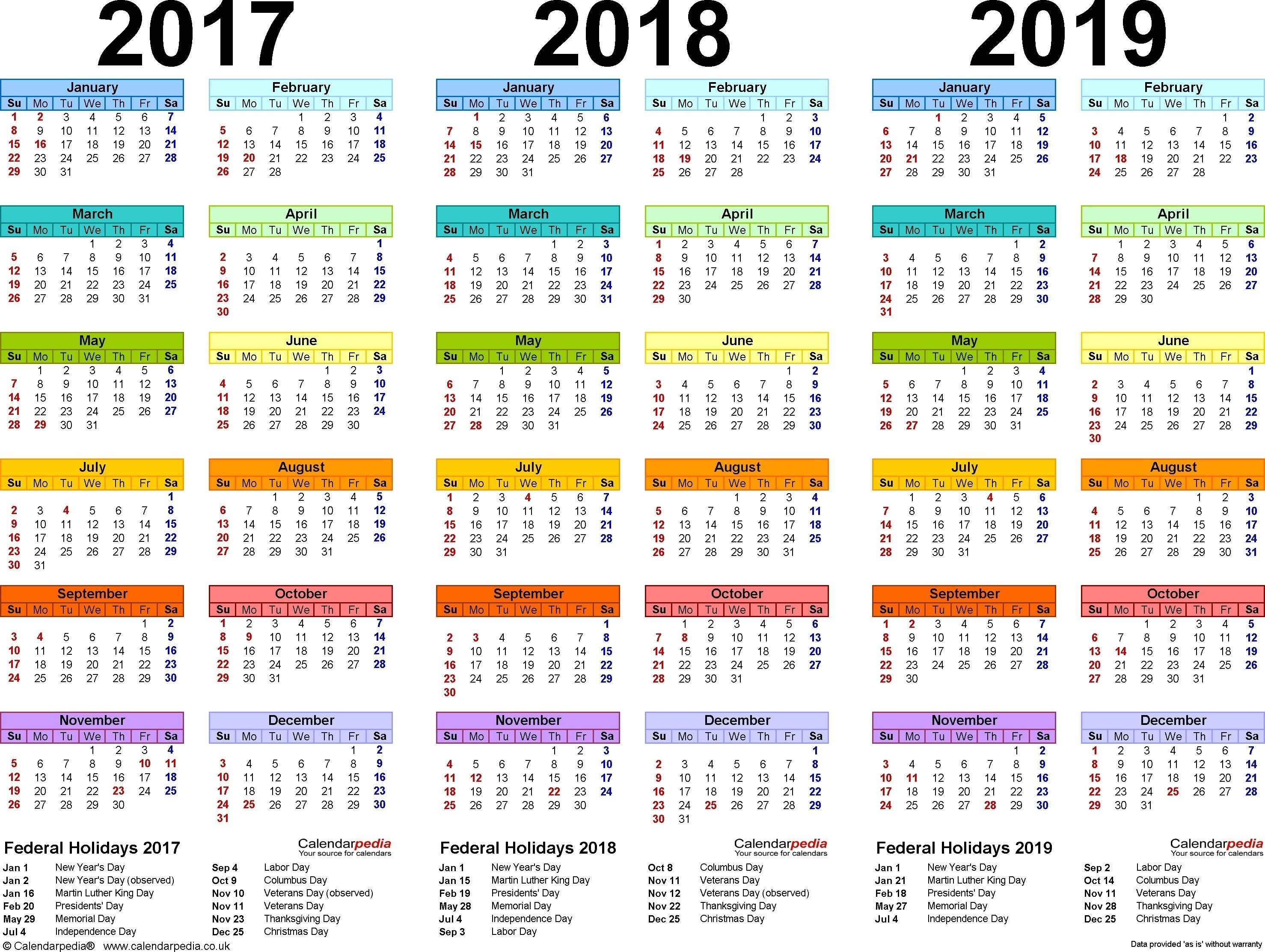 Depo Provera Printable Calendar 2019 August | Calendar