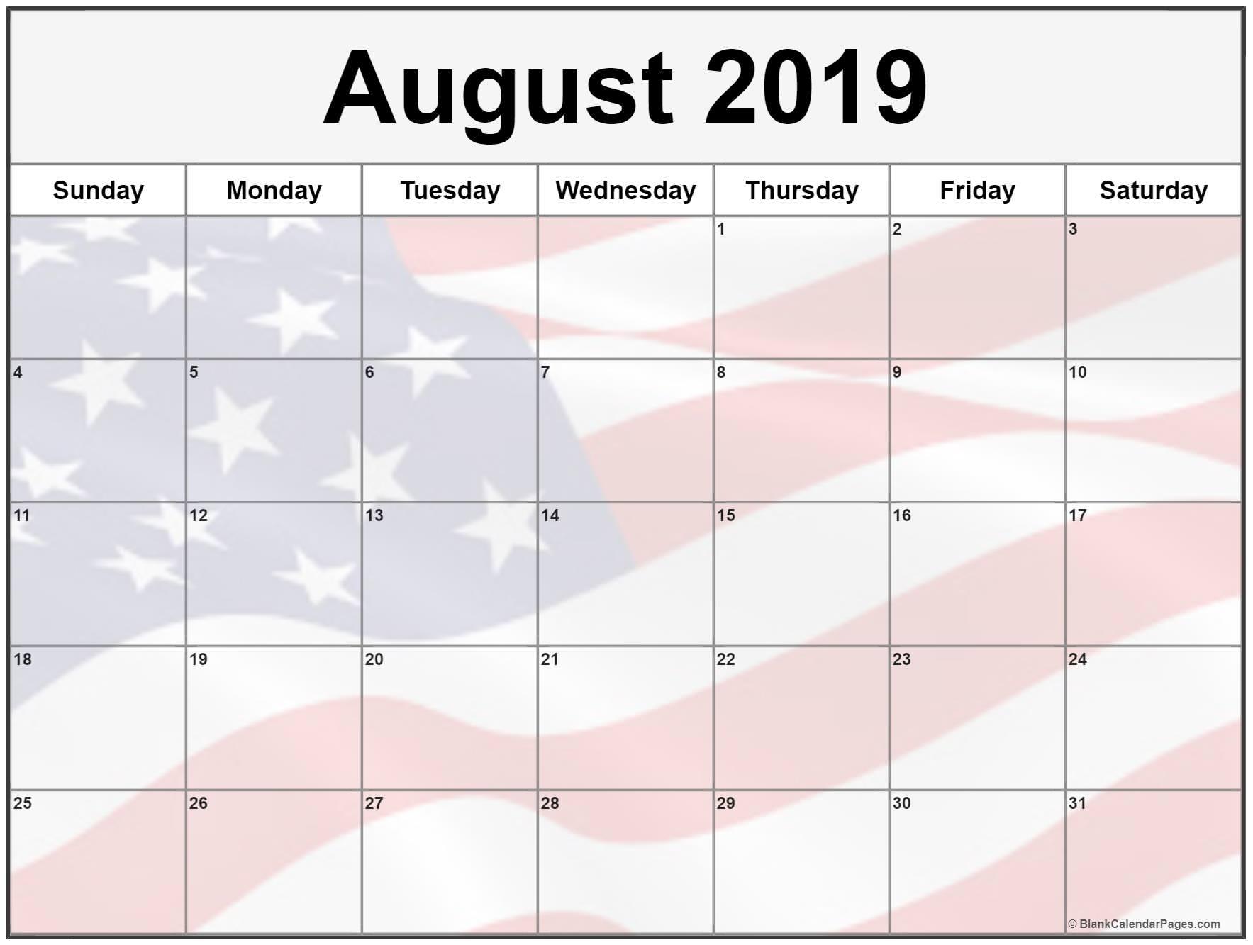 Depo Shot Calendar