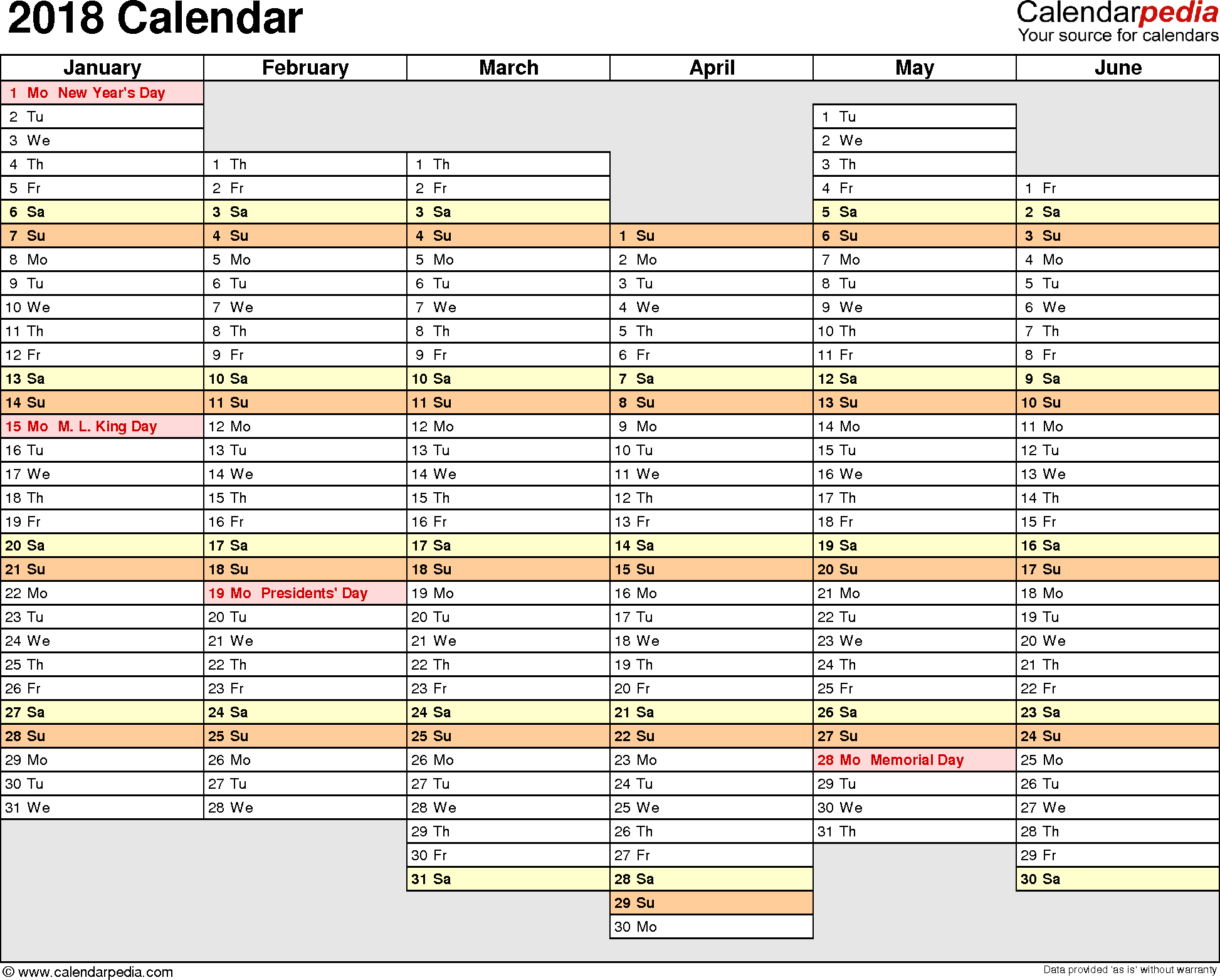 Fearsome 6 Month Planning Calendar Template Plan Templates