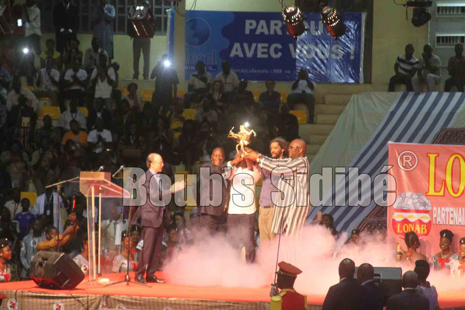 Fespaco 2017: Alain Gomis Du Sénégal Remporte L'etalon D'or