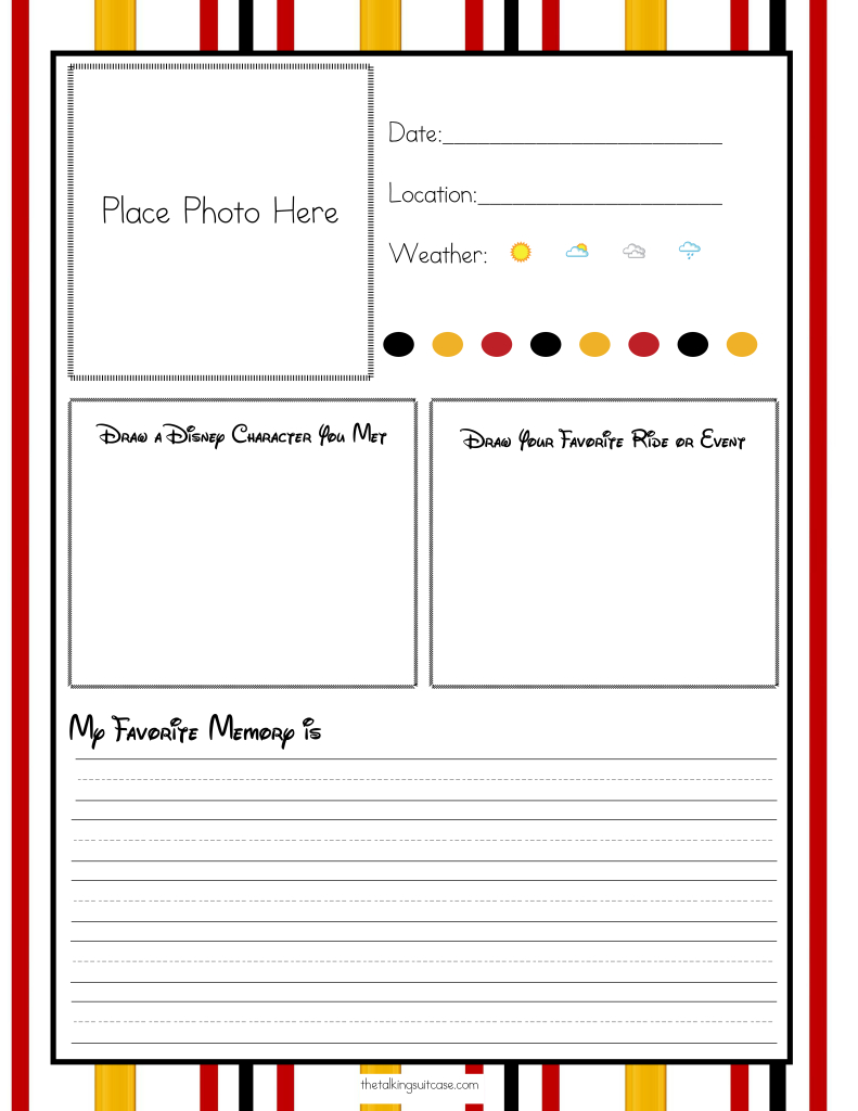 Free Itinerary Planner Template Schedule Sample Get Ready
