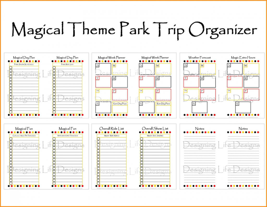 Free Orlando Walt Disney World Vacation Planner Free