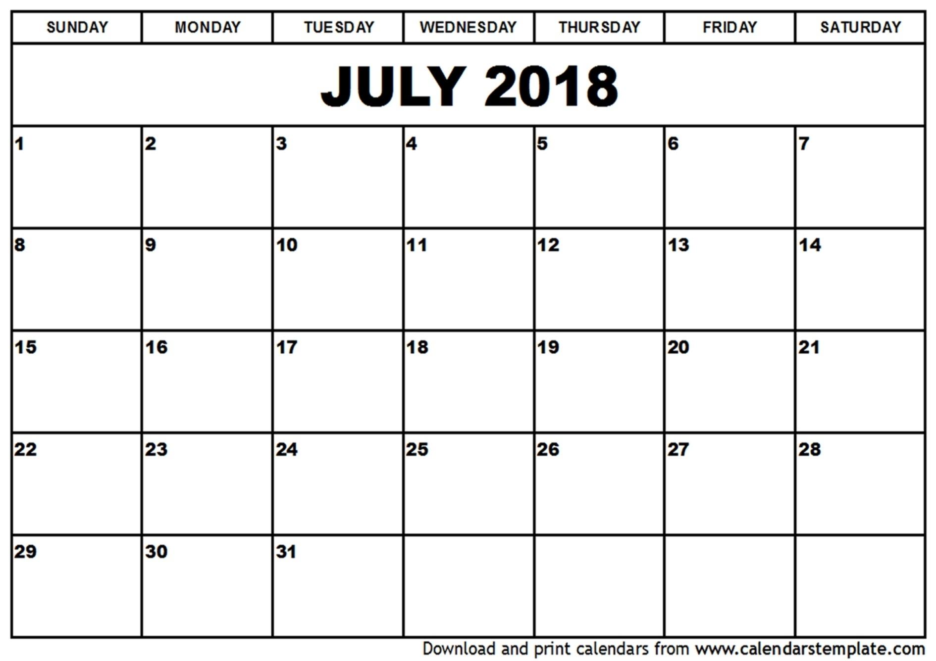 Free Printable 4X6 Monthly Calendar • Printable Blank