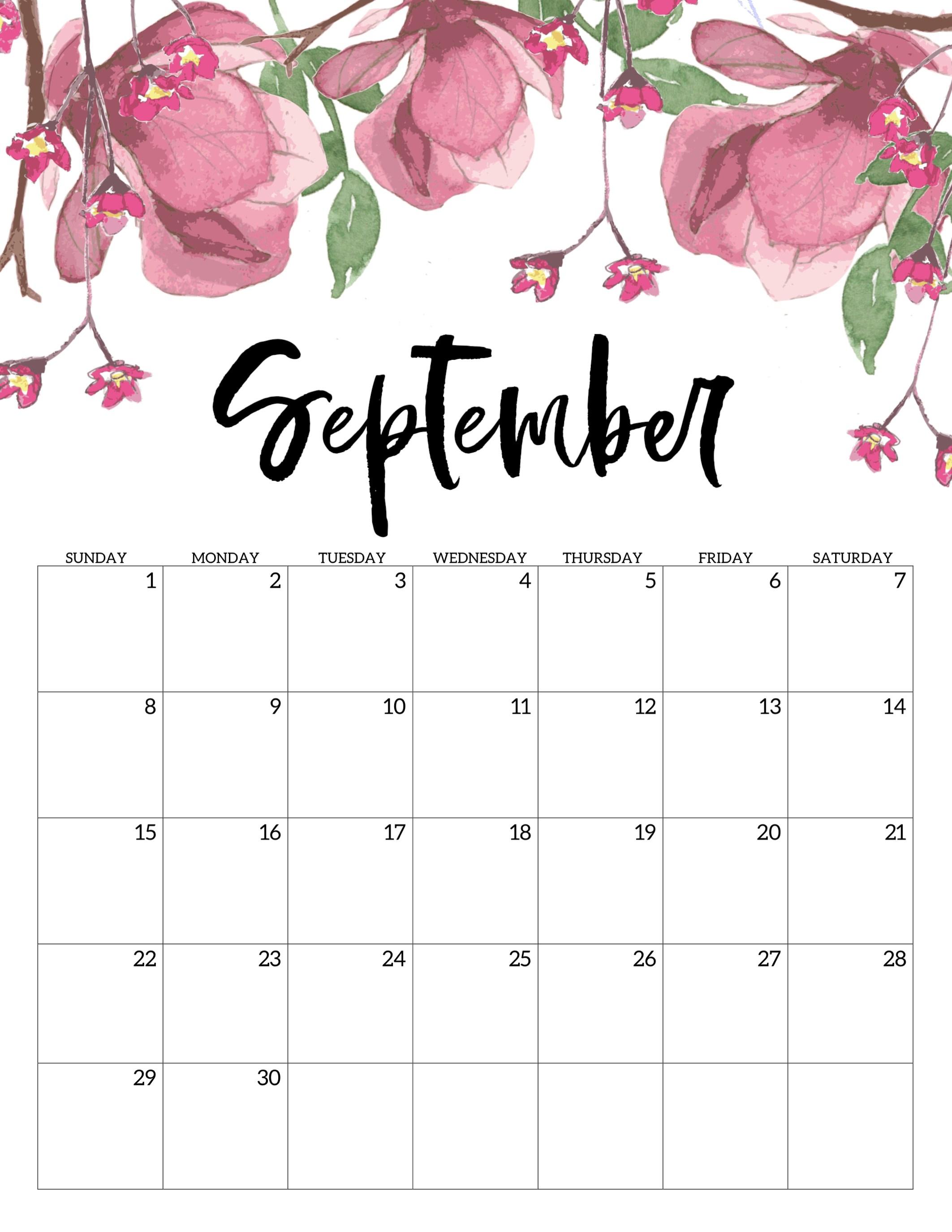 Free Printable Calandars 2019 Calendar With Holidays