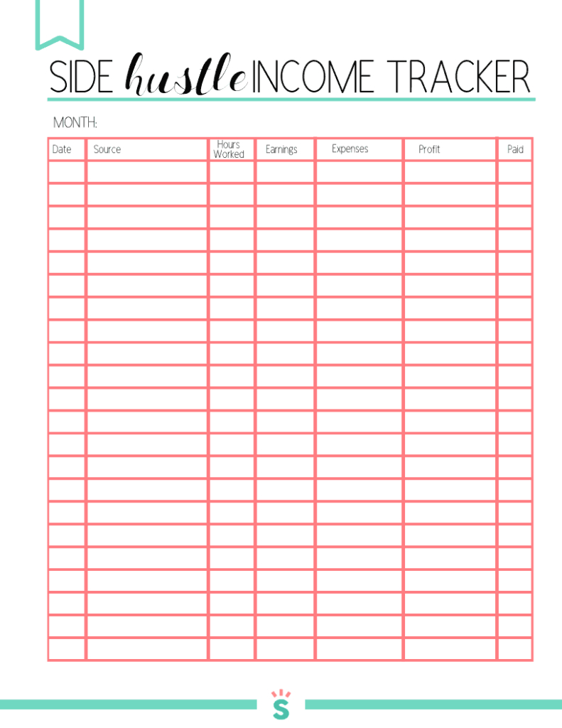 Free Printable Small Business Planner 2020 | Best Of Smart