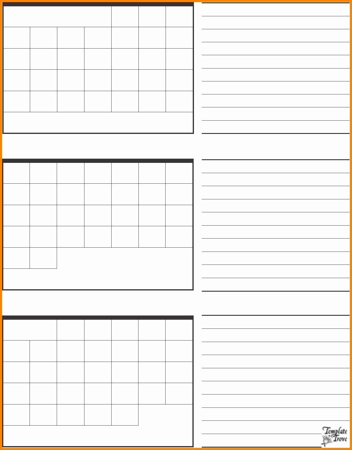 Get Printable Blank 3 Month Calendar ⋆ The Best Printable