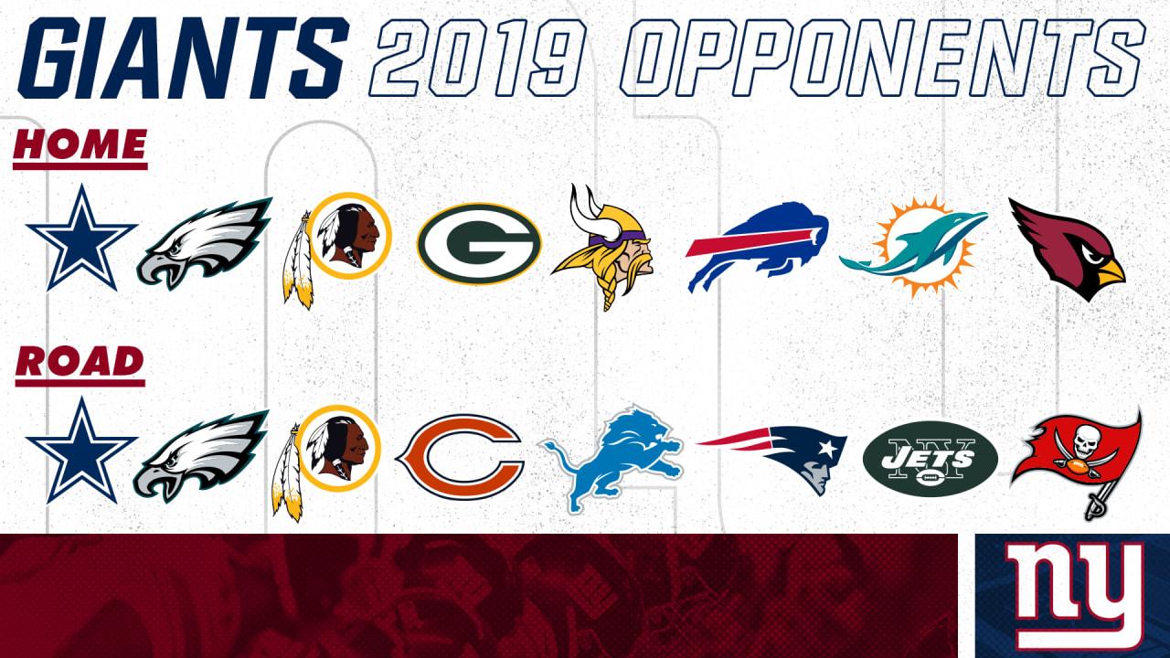 Giants Schedule   New York Giants – Giants