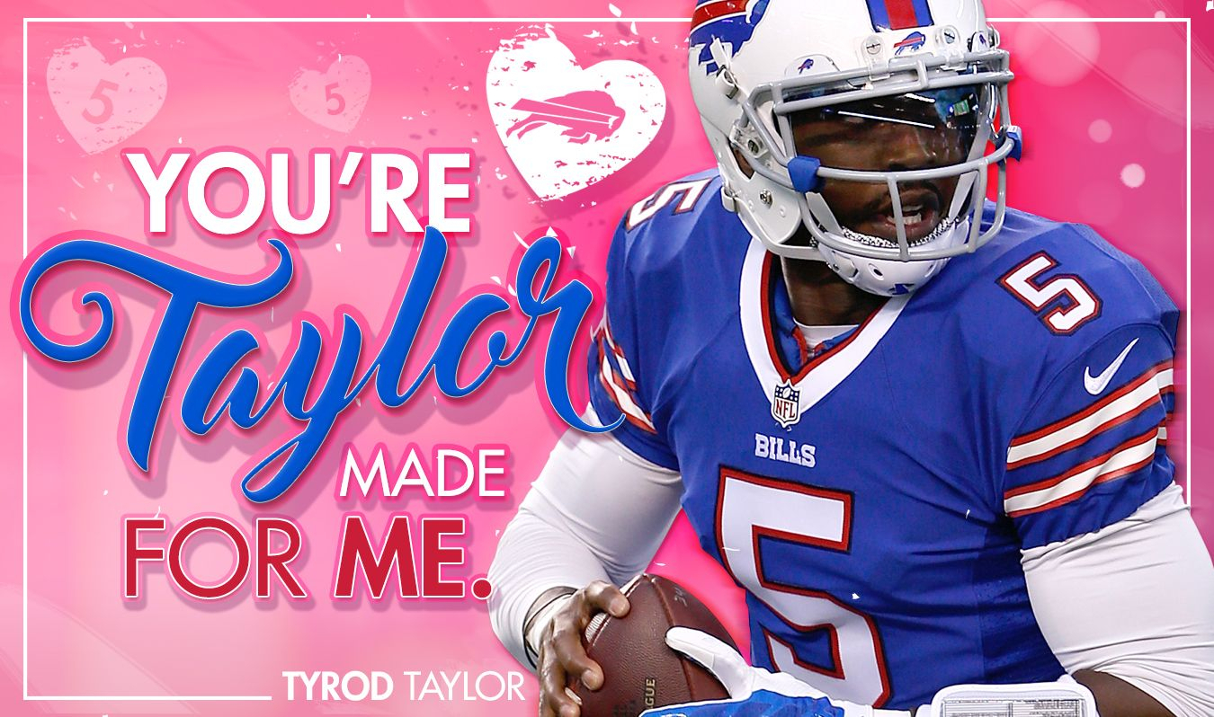Happy Valentine's Day From The Buffalo Bills! | Love