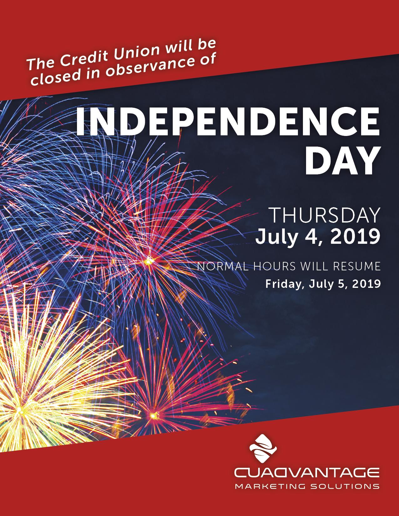 Holiday Closing Posters | Closing Signs | Saginaw, Mi