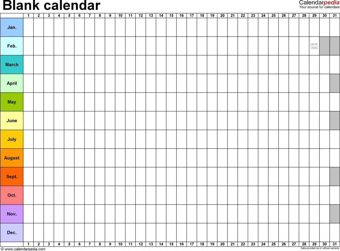 Hourly Calendar Emplate Business Schedule Printable Daily