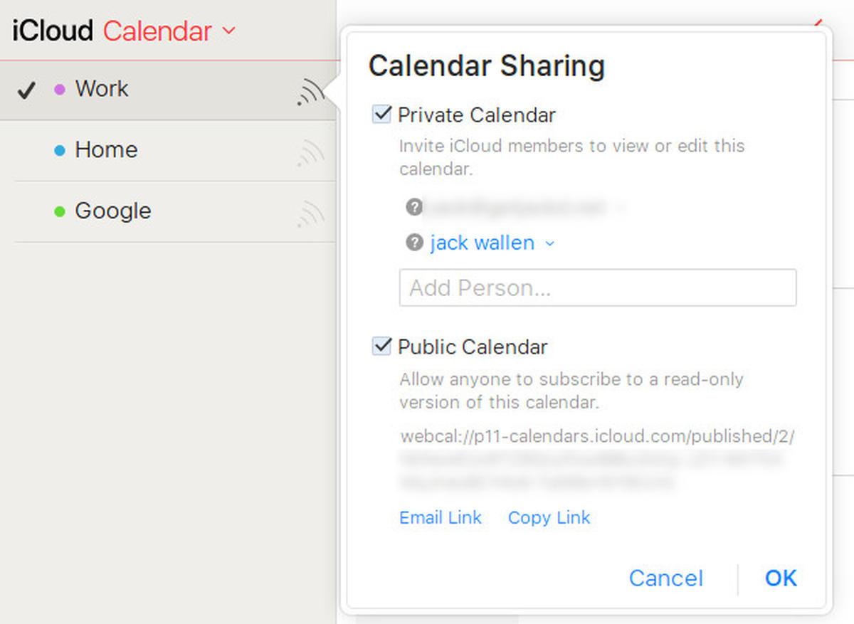 How To Find Your Icloud Calendar Url - Techrepublic