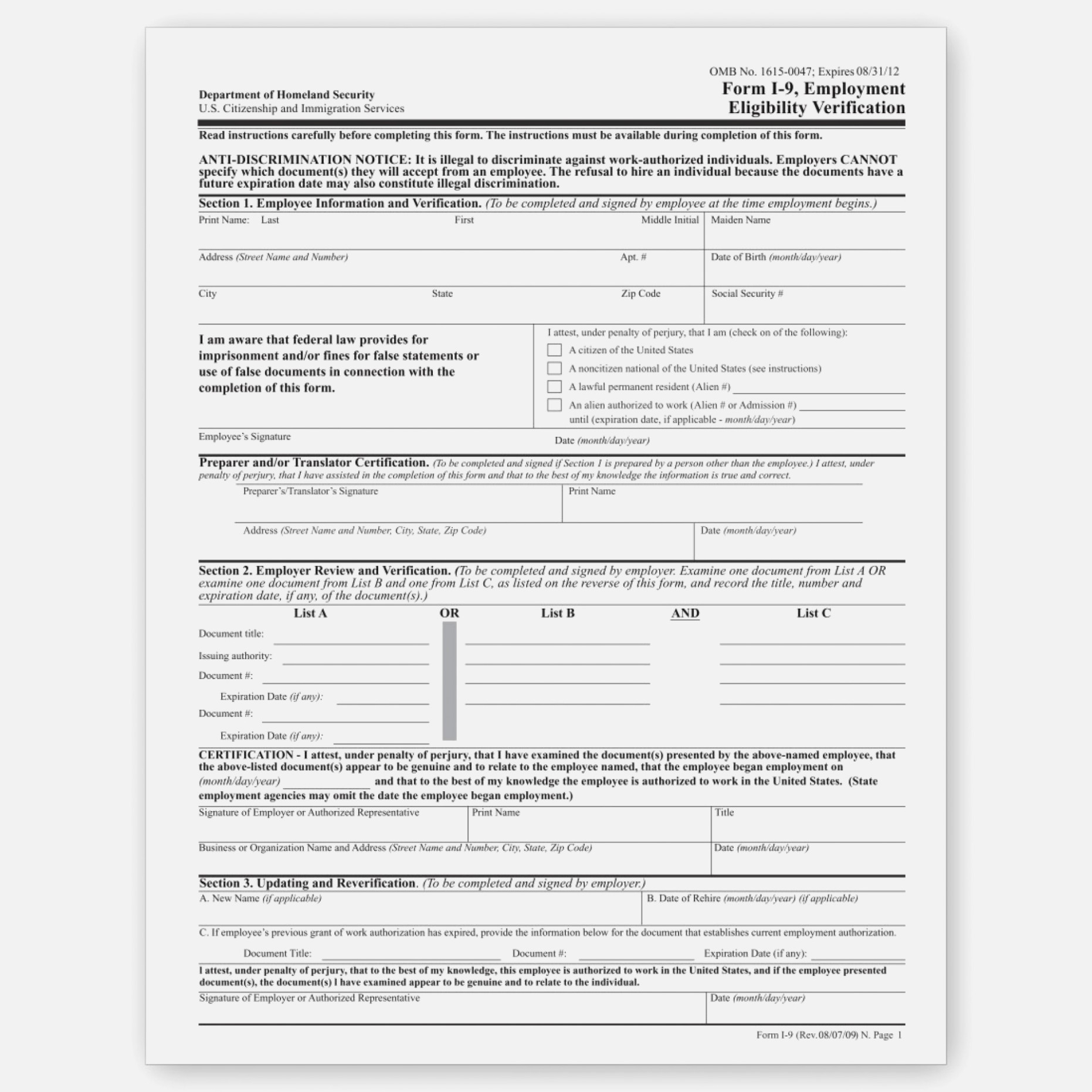 I 14 Employment Form Will | Realty Executives Mi : Invoice