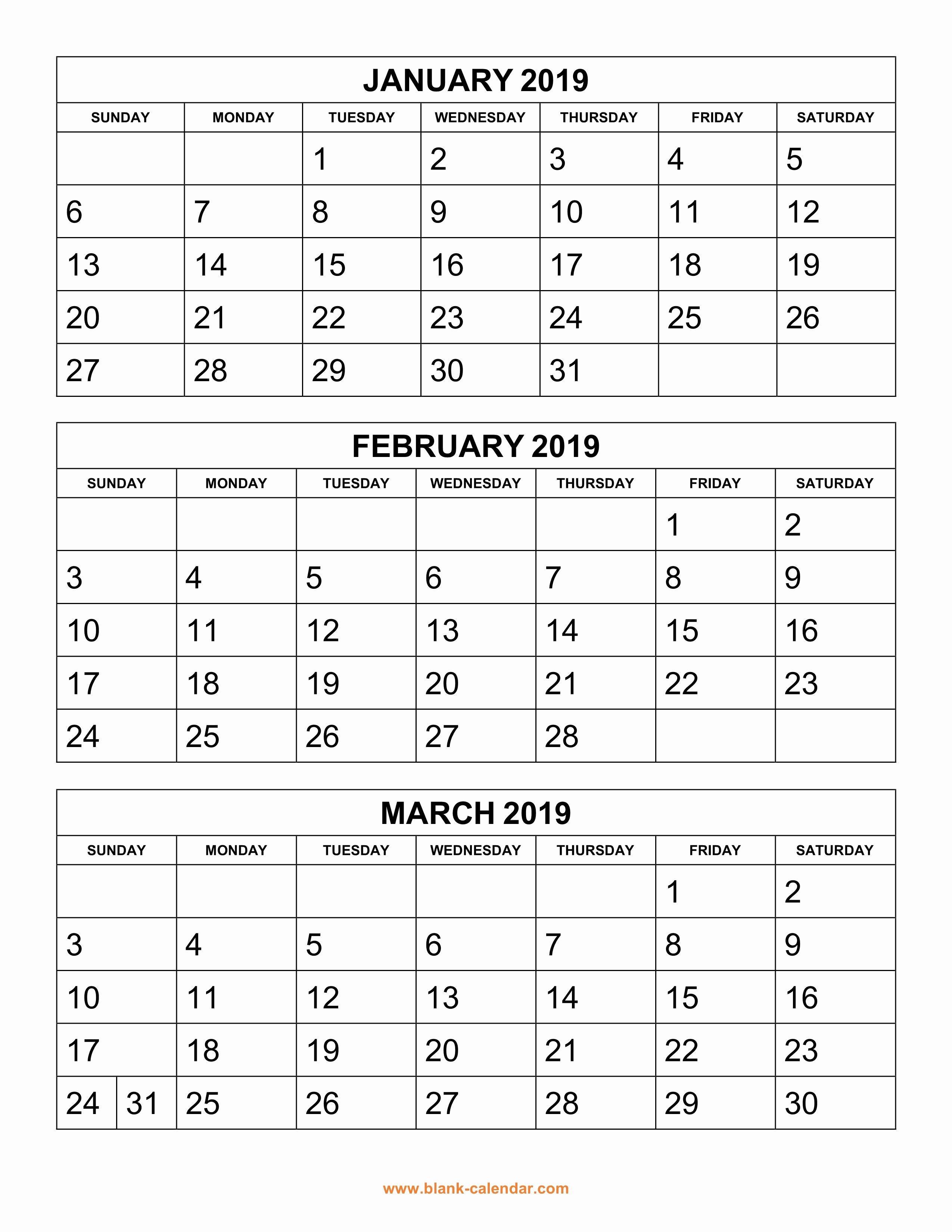 Inspirational 33 Illustration Printable 2 Page Calendar 2019