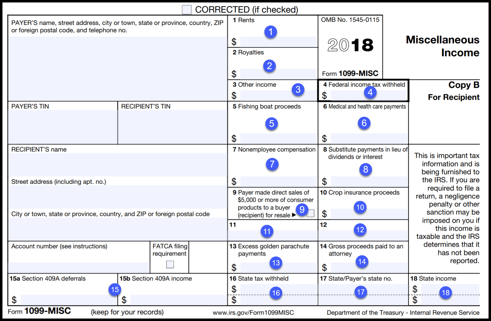 Irs Form 1099 Reporting For Small Business Owners