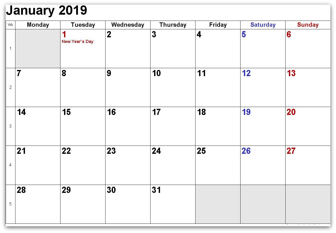 January 2019 Philippines Holidays Calendar   2019 Calendars