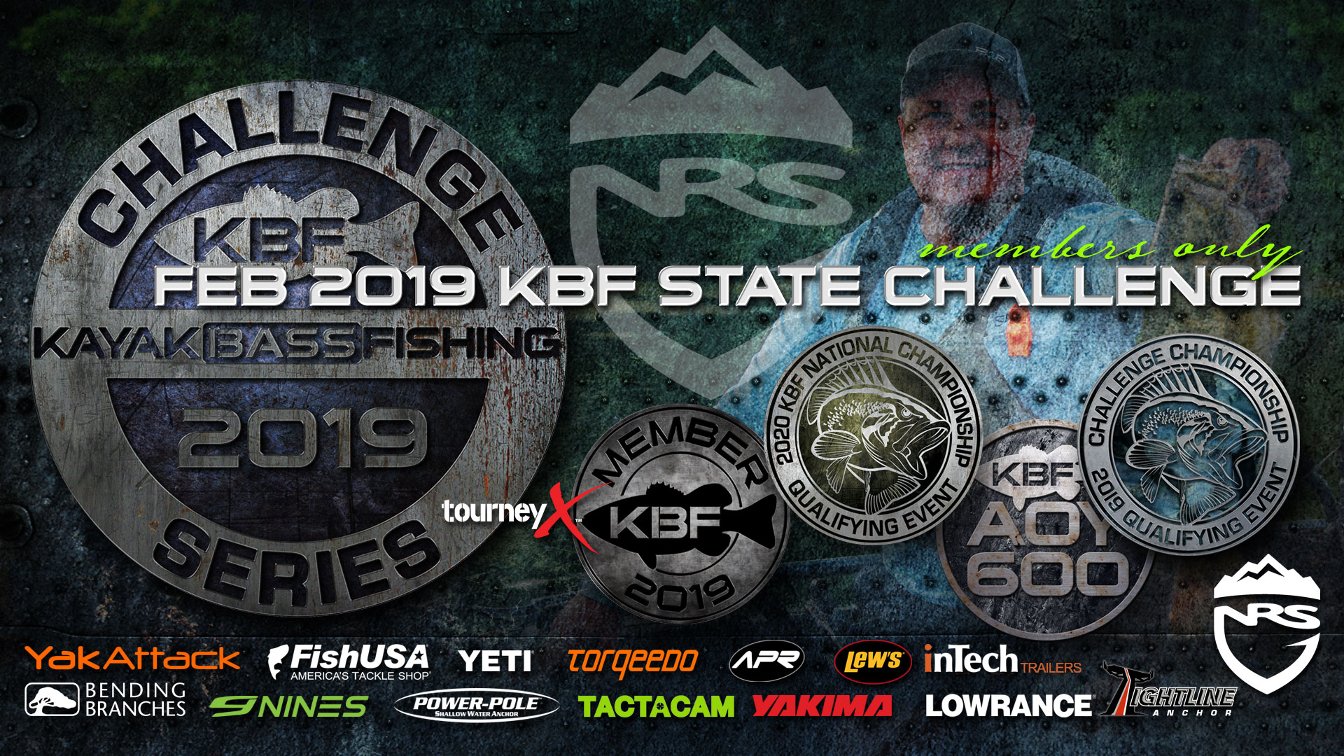 Kbf State Challenge February 2019 | Kayak Bass Fishing