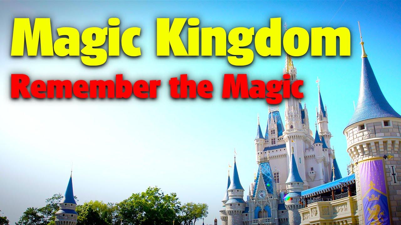 Magic Kingdom - Experience Disney World Magic, Step Inside
