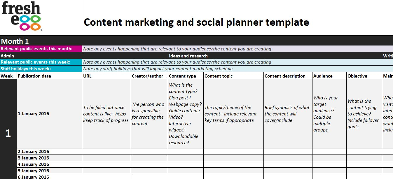 Marketing Plan Templates, 20+ Formats, Examples And Complete