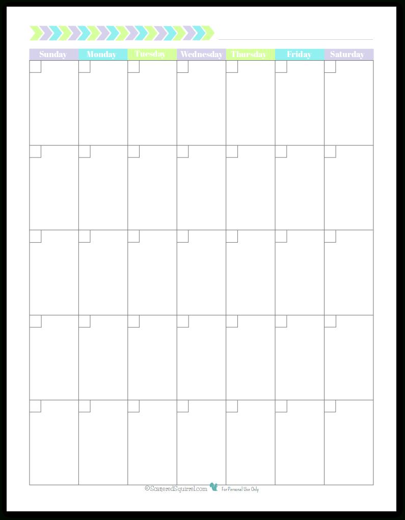 New Planner Printables {Reader Request}   Printables   Blank