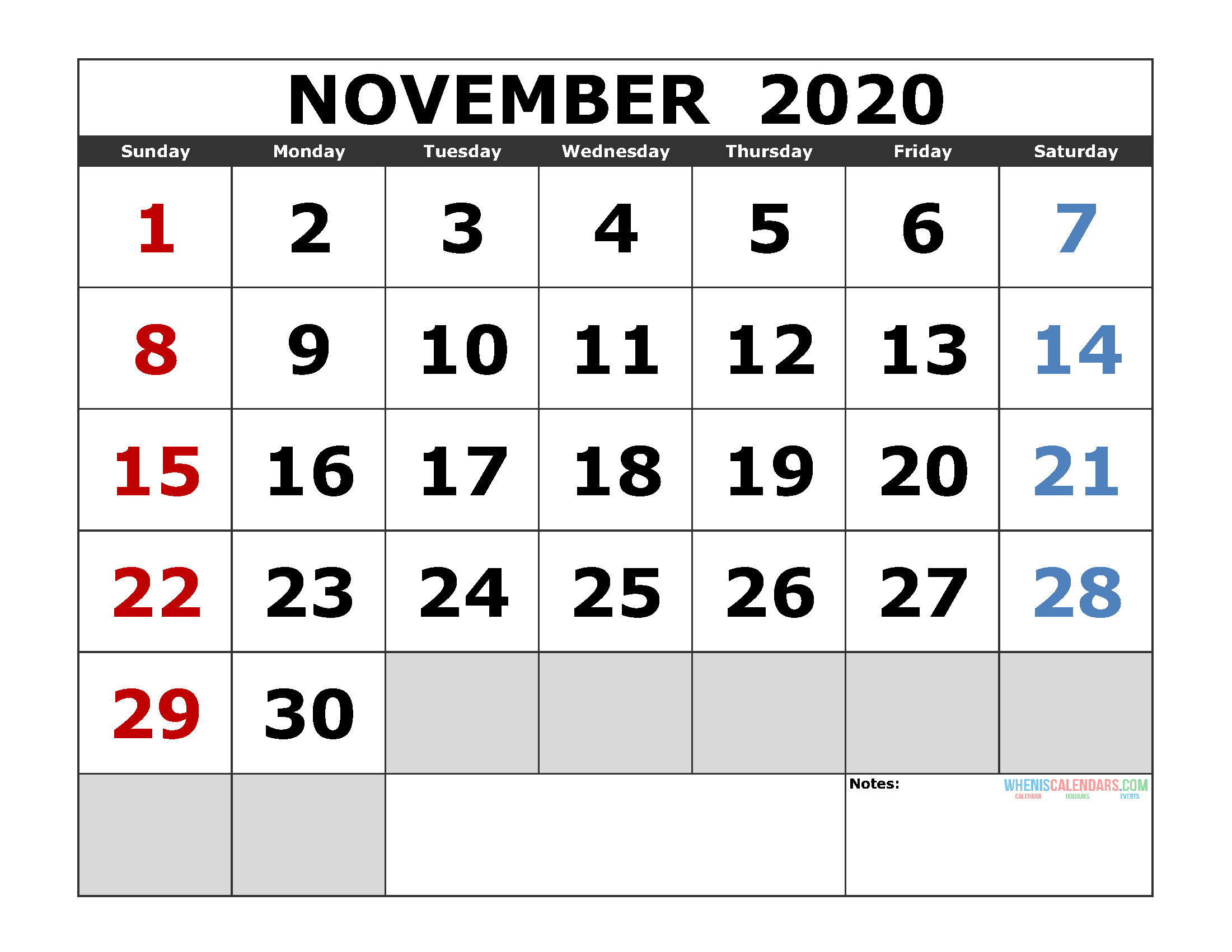 2020 Jewish Holidays Printable Calendar | Example Calendar ...