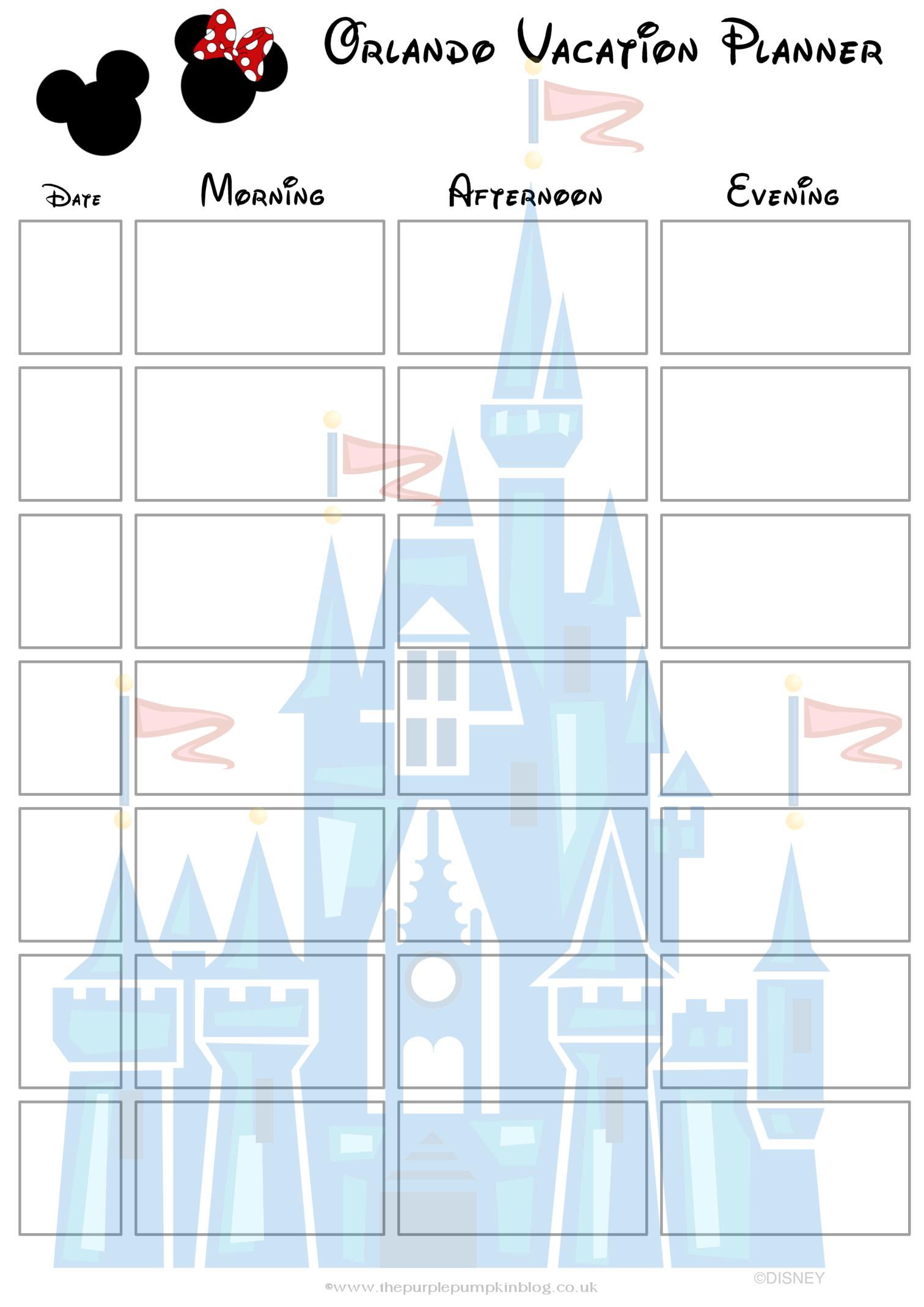 Orlando, Walt Disney World Vacation Planner   Disney Bound