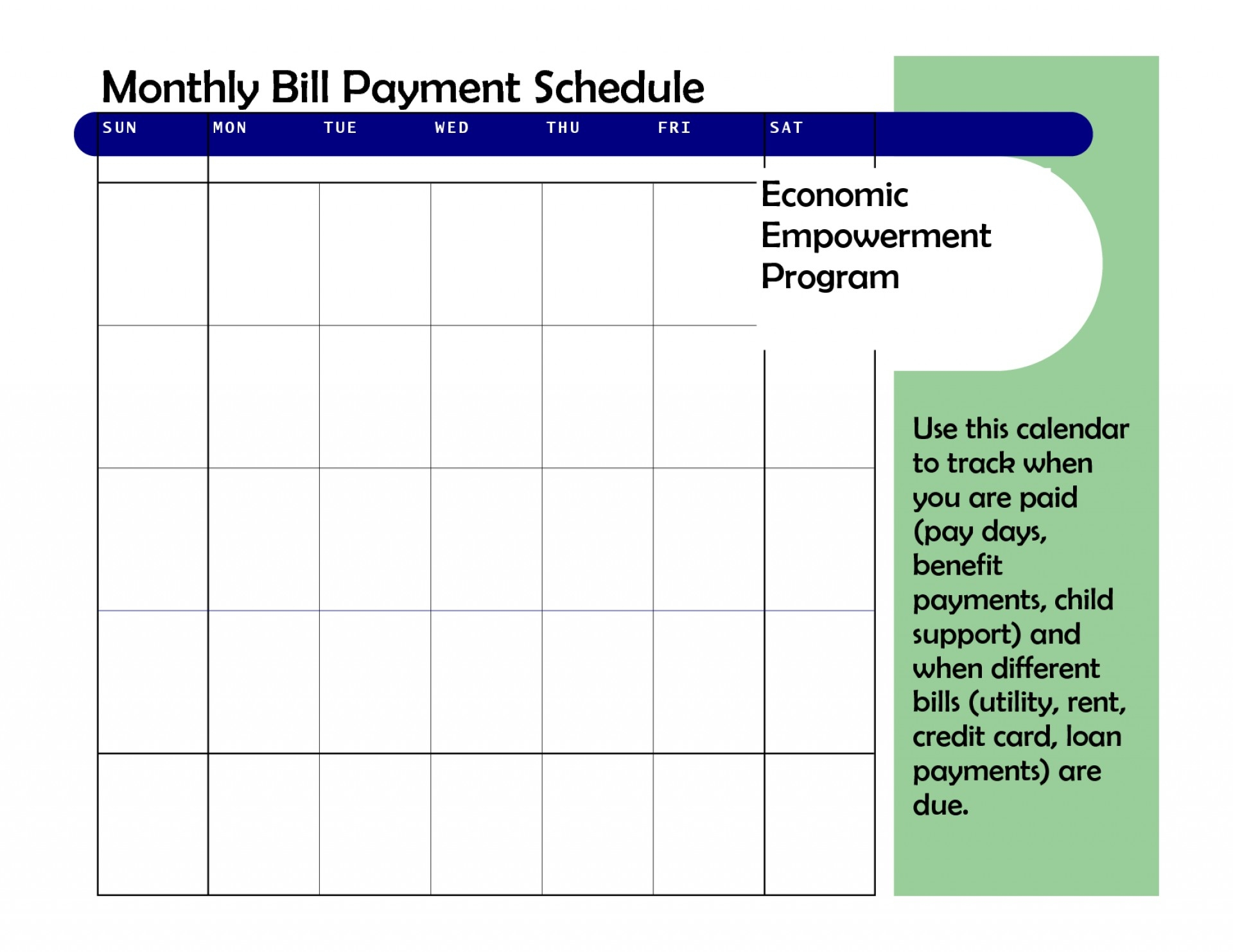 Payment Schedule Format Excel Sheet Sample Template Ideas