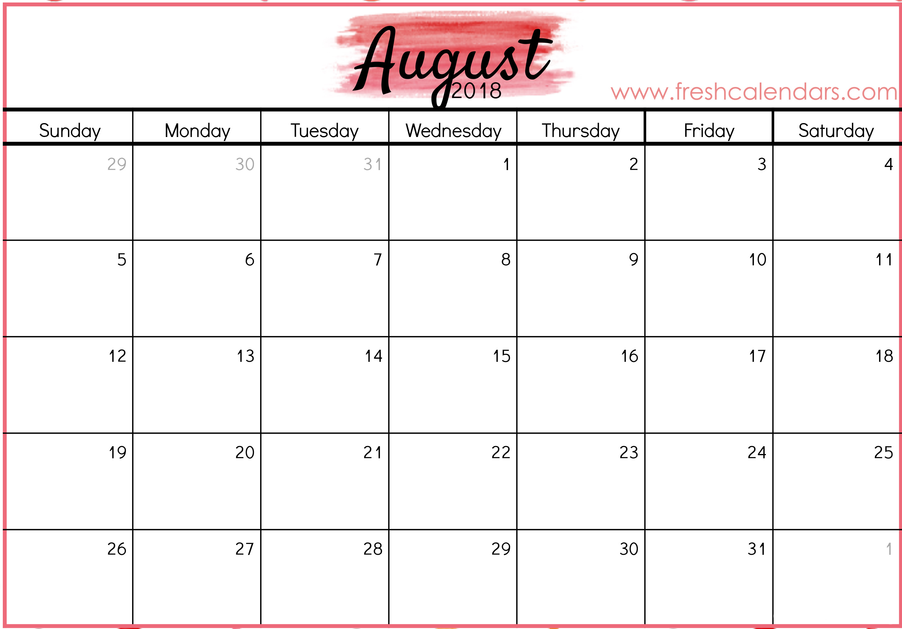 Printable Calendar Legal Size | Printable Calendar 2019