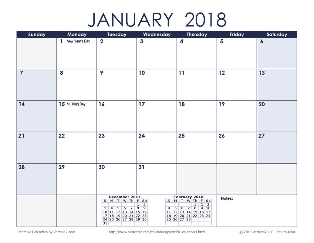 Printable Calendar No Month | Printable Calendar 2019