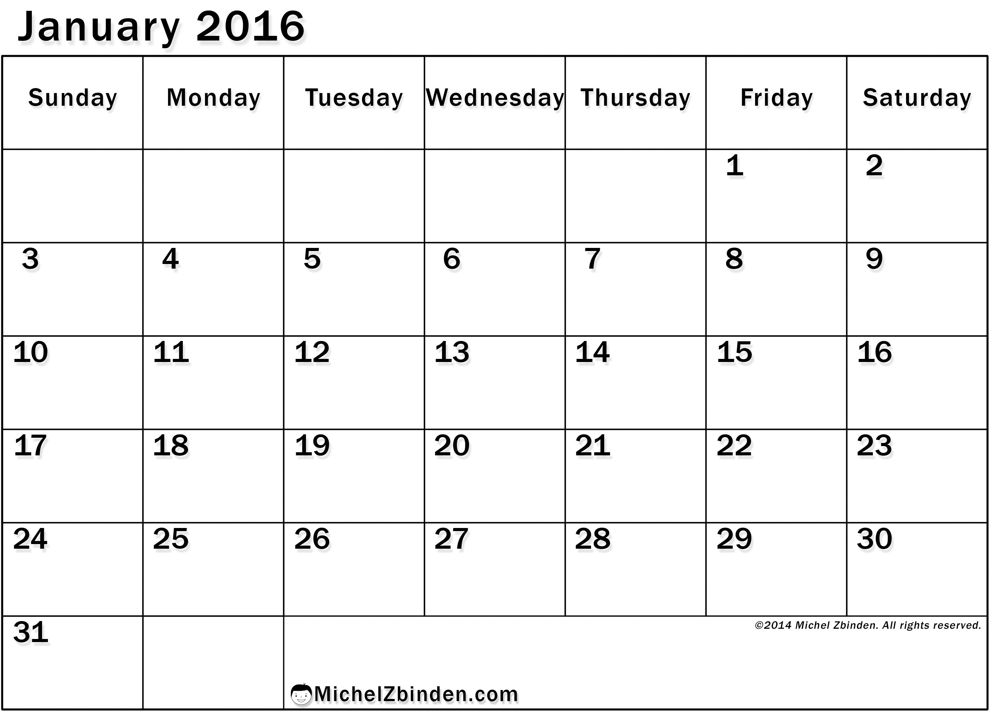 Printable Countdown Calendar Template Free Calendar