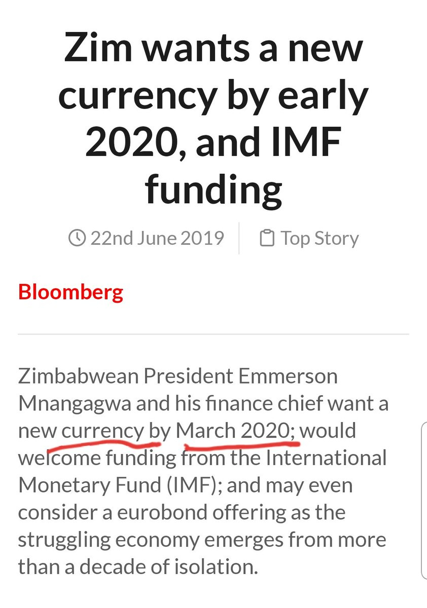"Prof Jonathan Moyo On Twitter: ""#zimnewcurrencydates 7 June"