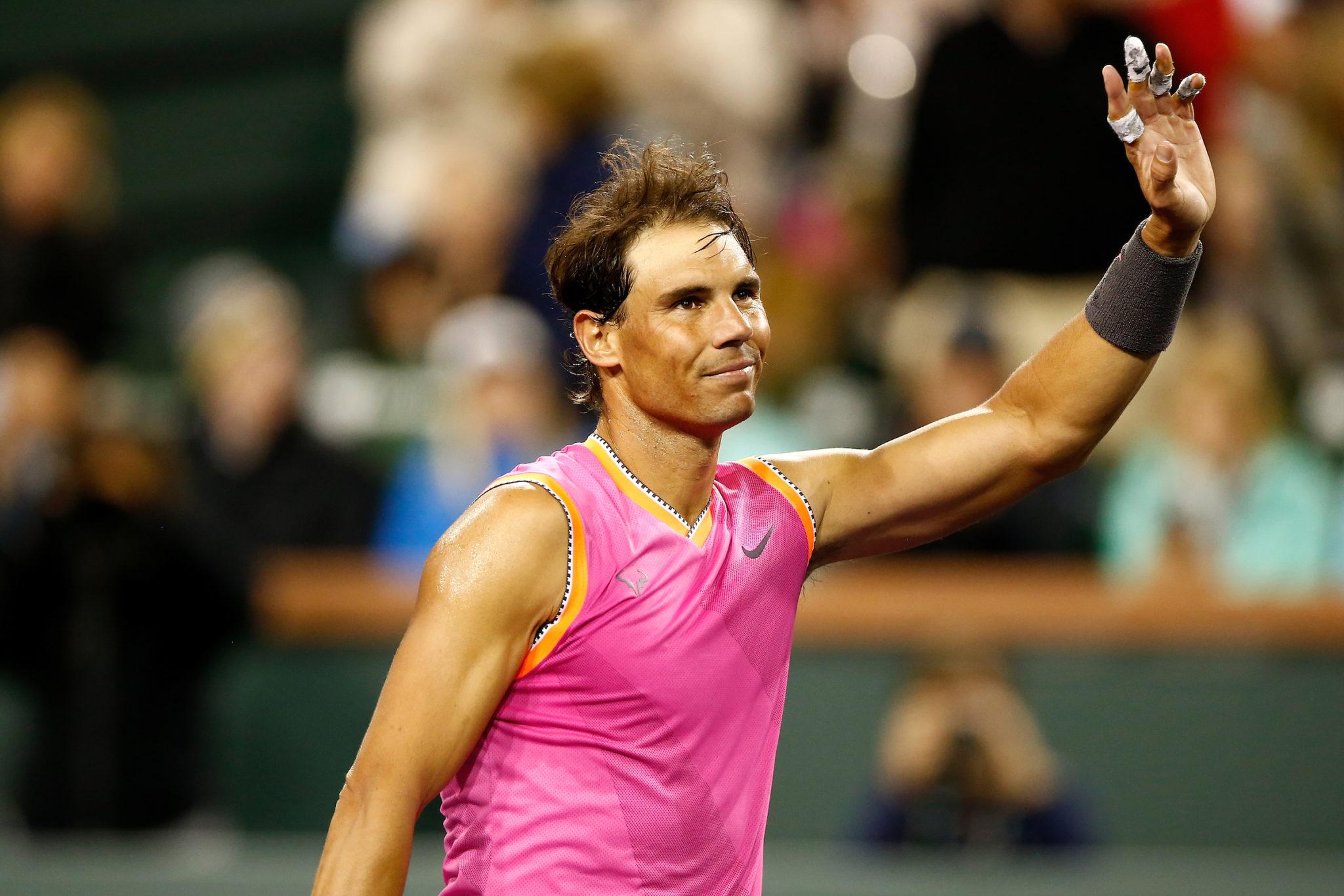 Rafael Nadal - Wednesday, March 13, 2019 - Bnp Paribas Open