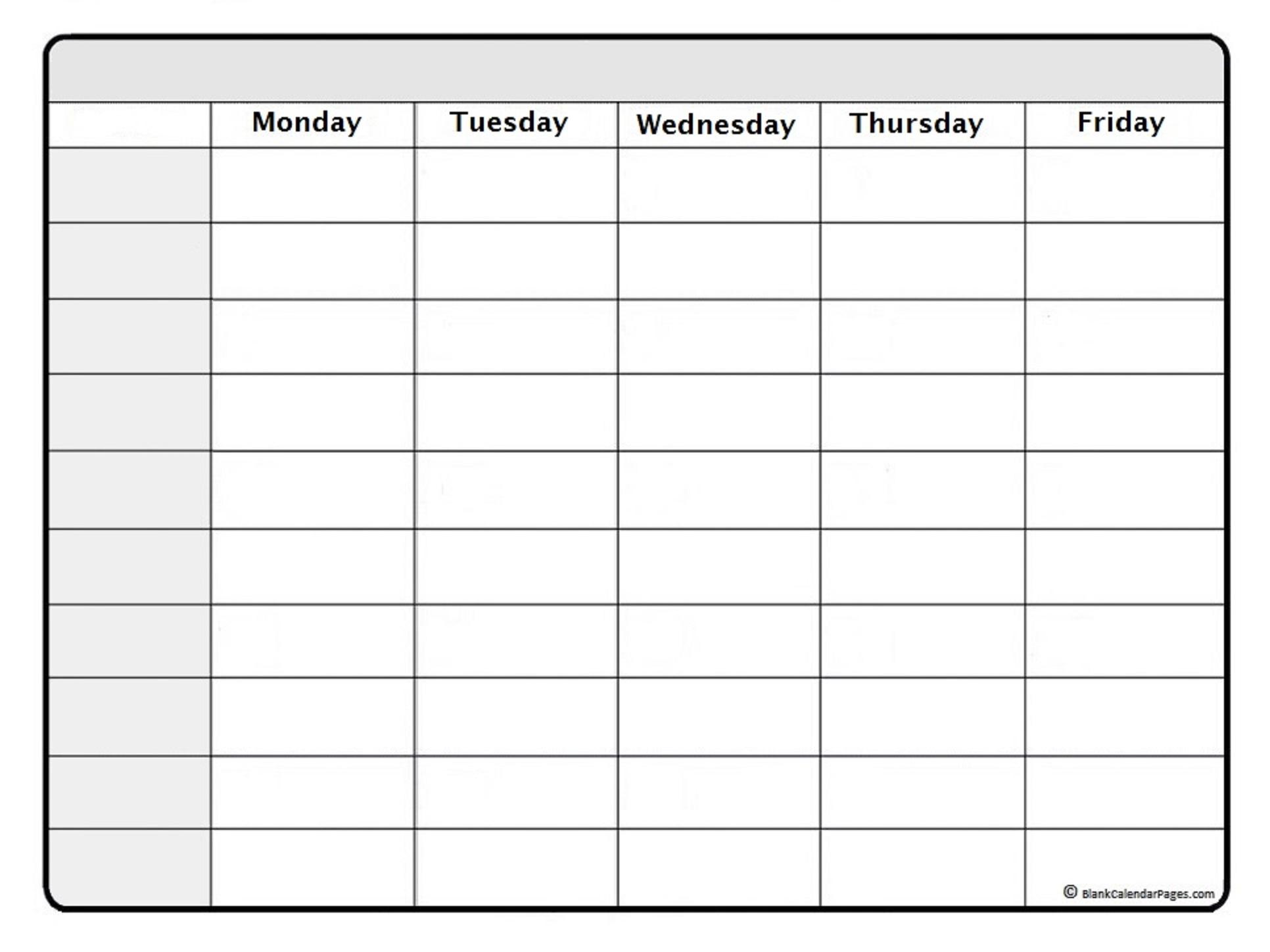 September 2019 Weekly Calendar | September 2019 Weekly